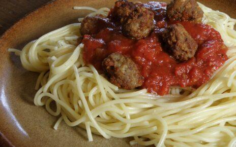 Amerikai spagetti: húsgombóccal az igazi – mutatjuk, hogyan készítsd!