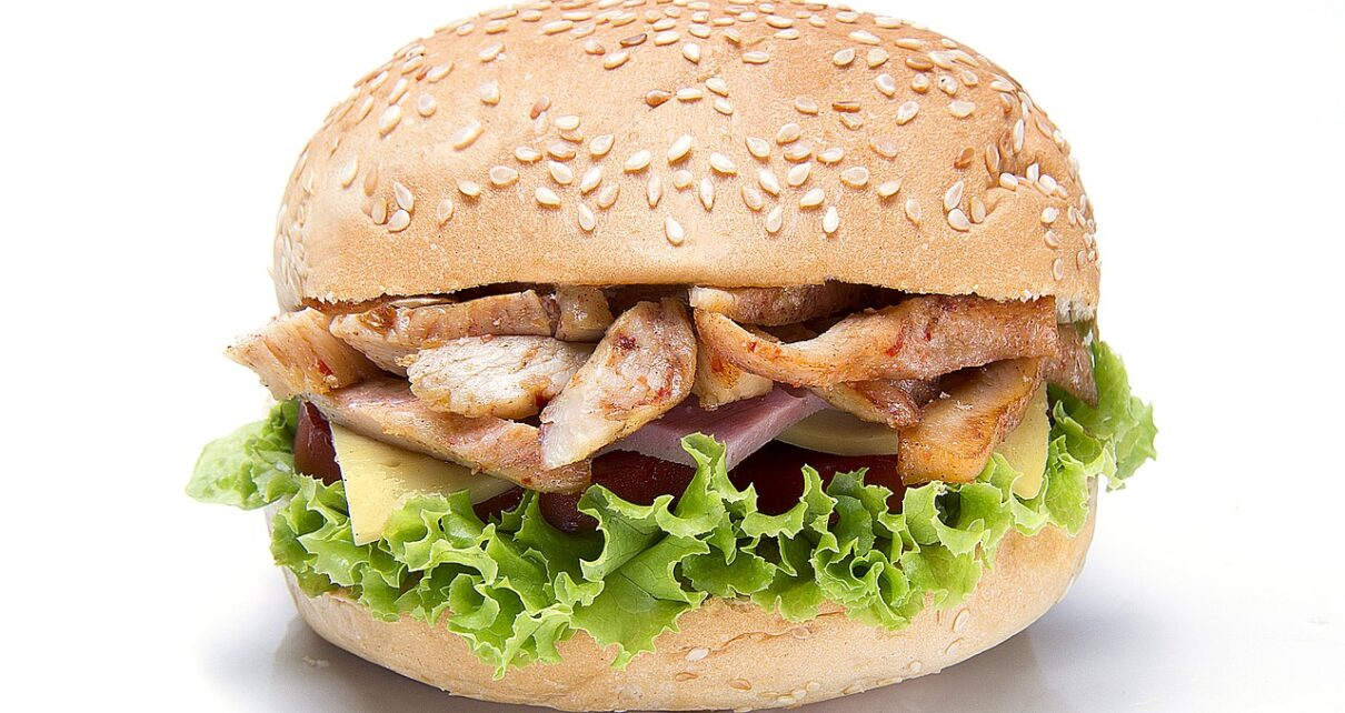 Csirke kebab, csirkés kebab