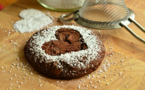 Csokis keksz (cookie)