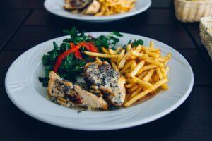 Zseniálisan egyszerű: franciásan sült csirke