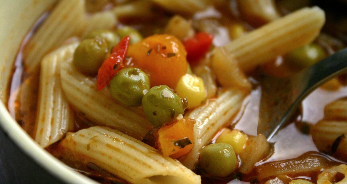 Gyors, egyszerű, laktató: zöldséges tészta