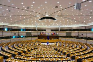 Parlament, EU, Brüsszel, Szájer József